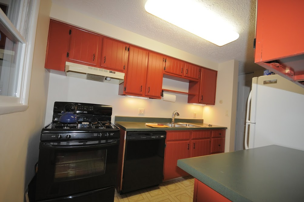 """The """"before"""" kitchen."""
